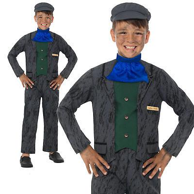 Schreckliche Geschichten Miner Kostüm Viktorianisch Jungen Buch Tag - Geschichte Buch Woche Kostüm