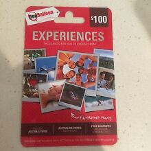 $100 red balloon gift voucher Murrumba Downs Pine Rivers Area Preview