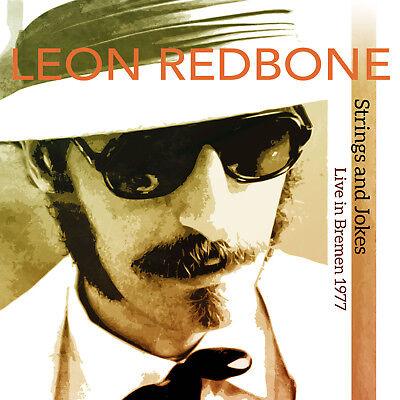 LEON REDBONE New Sealed 2019 UNRELEASED LIVE 1977 CONCERTS CD Leon Redbone Live