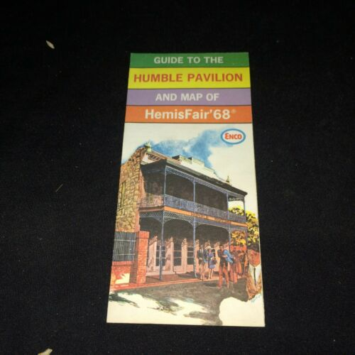 Guide to the Humble Pavilion & 1968 World