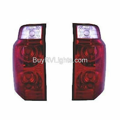 FOREST RIVER BERKSHIRE XL XLT 2015 2016 TAIL LAMP LIGHTS TAILLIGHTS REAR RV PAIR