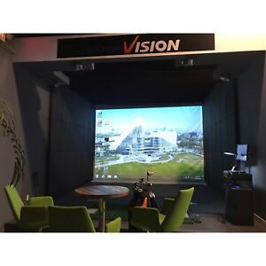 GOLF SIMULATOR FACILITY