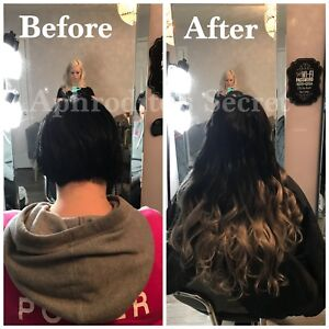 Hair extensions find or advertise health beauty services in nanomicro hair extensions done right pmusecretfo Image collections