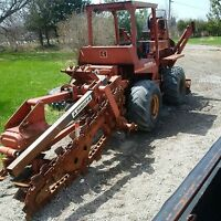 Trenching Ditching & Excavation Services de Tranche & Excavation