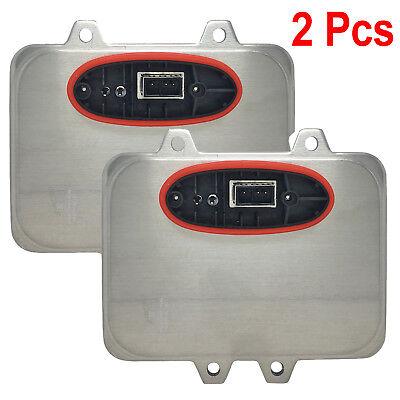2Pcs New HID Xenon Headlight Ballast For BMW 530xi 2006-2007 / X6 2008-2012 3.0L
