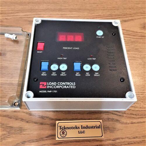 LOAD CONTROLS PMP-1701 ALARM SYSTEM DISPLAY UNIT