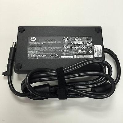 Genuine HP EliteBook 8440p 8440w 200W 19.5V Slim AC Power Adapter 677764-002