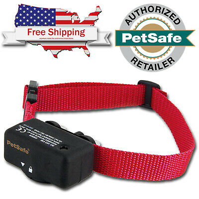 PetSafe Bark Control Static Dog Collar Stop Barking Small Med Large Dogs PBC-102