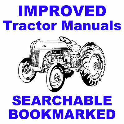 Ford Tractors 600 601 800 801 2120 4120 700 701 900 901 Parts Catalog Manual Cd