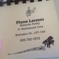 music lessons  PIANO STUDIO LESSONS  RCM INSTRUCTOR