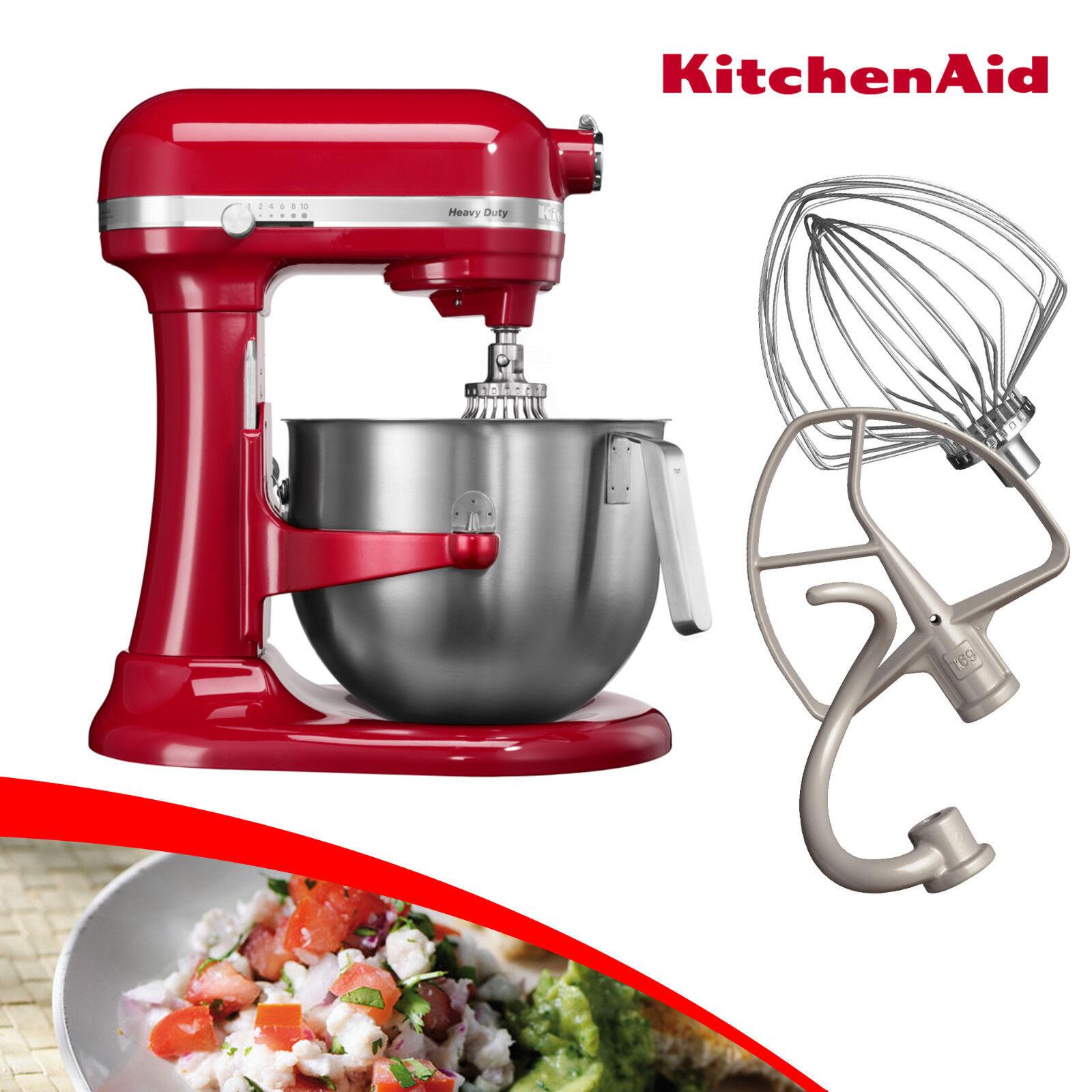 Kitchen Aid 5KSM3311XETB 3,3-L-Mini-Küchenmaschine kippbarer Kopf TWILIGHT BLUE