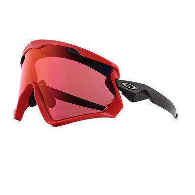 Oakley Ski Goggles Wind Jacket 2.0 OO9418-06 Viper Red Prizm Torch Iridium