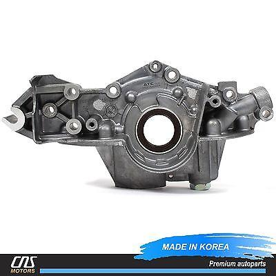 (Engine Oil Pump for 99-10 Santa Fe Sonata Tiburon Optima Tucson 2.7L 2131037100)
