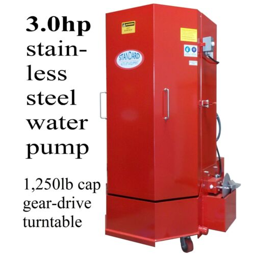 Spray Wash Cabinet Part Washer STW-750-Truck (Load Cap. 1,250 lb)- Free Shipping