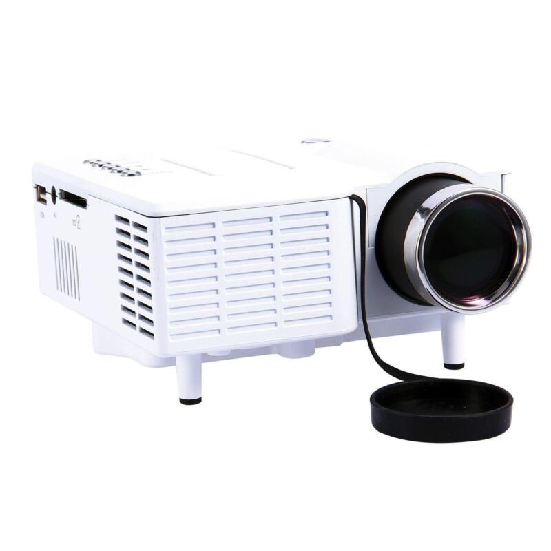 Mini av led projector ebay for Miniature projector
