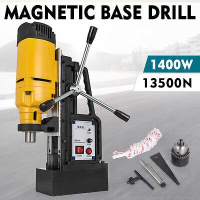 MB-23 230V 23mm Taladro Magnetico 13500N Taladradora Magnético profesional 1200W