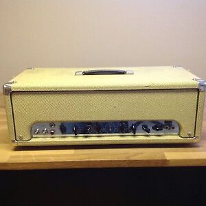 Peavey classic 50 head for fender mexican guitars