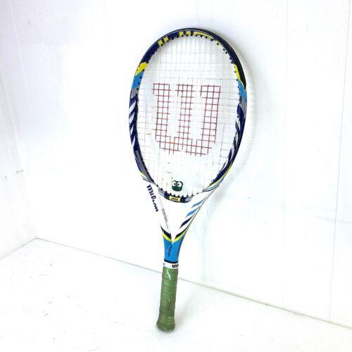 Wilson Juice 25 BLX Junior Tennis Rackets - 3 7/8 Grips Used - $29.99