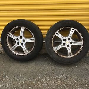 Two Chev 17 inch Alloy Rims for SALe