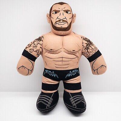 """WWE Brawlin Buddies Wrestling Randy Orton 16"""" Talking Plush"""