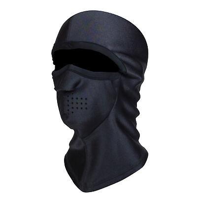 RefrigiWear Fleece Lined Moisture Wicking Performance Clava Balaclava Face Mask