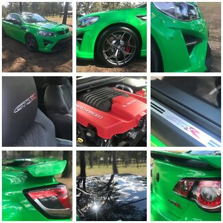 HSV GTSR for Weddings, Formals and Corporate events