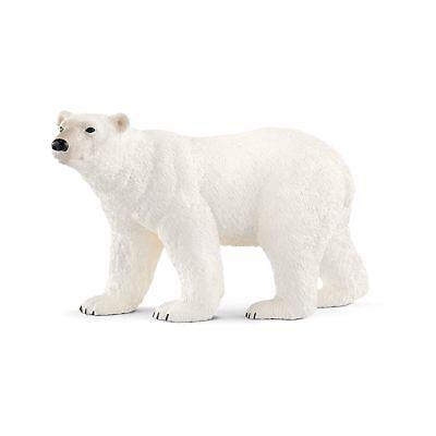 Schleich Polar Bear Toy (Schleich Bear)