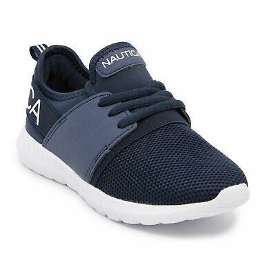Nautica Boyl's Lightweight Everyday Sneaker