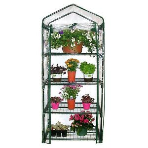 4-Tier-Greenhouse-Mini-Outdoor-Indoor-Garden-Plant-Growhouse-with-PVC-Cover