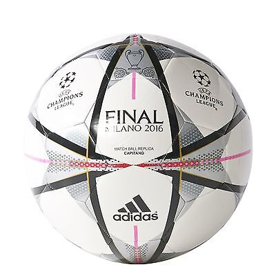Adidas Champion's League Finale Capitano Soccer Ball