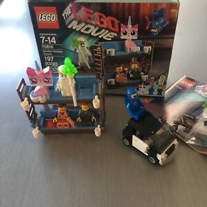 The LEGO Movie / Double Decker Couch / 70818