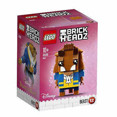Lego Brick Headz Disney 41596 Beast - New/Boxed