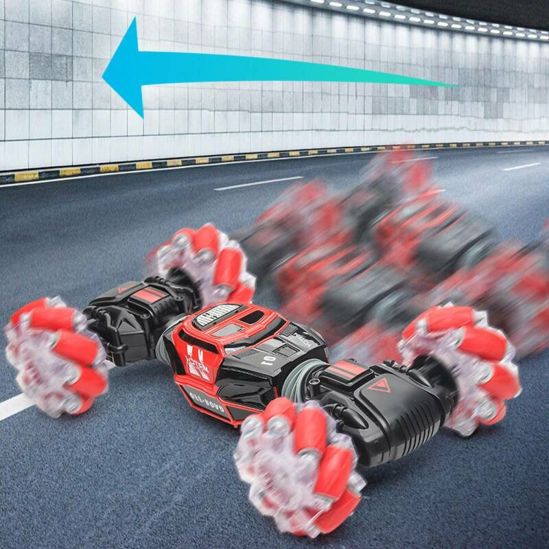Kinder Geschen Deformable RC Stunt Auto 2.4GHz Off Road Car Spielzeug DE