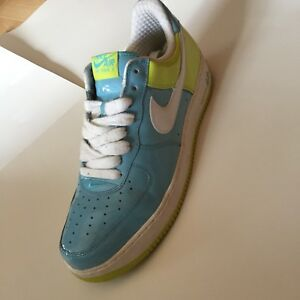 2006 Neon Patent Leather AF1 Low - Size 13