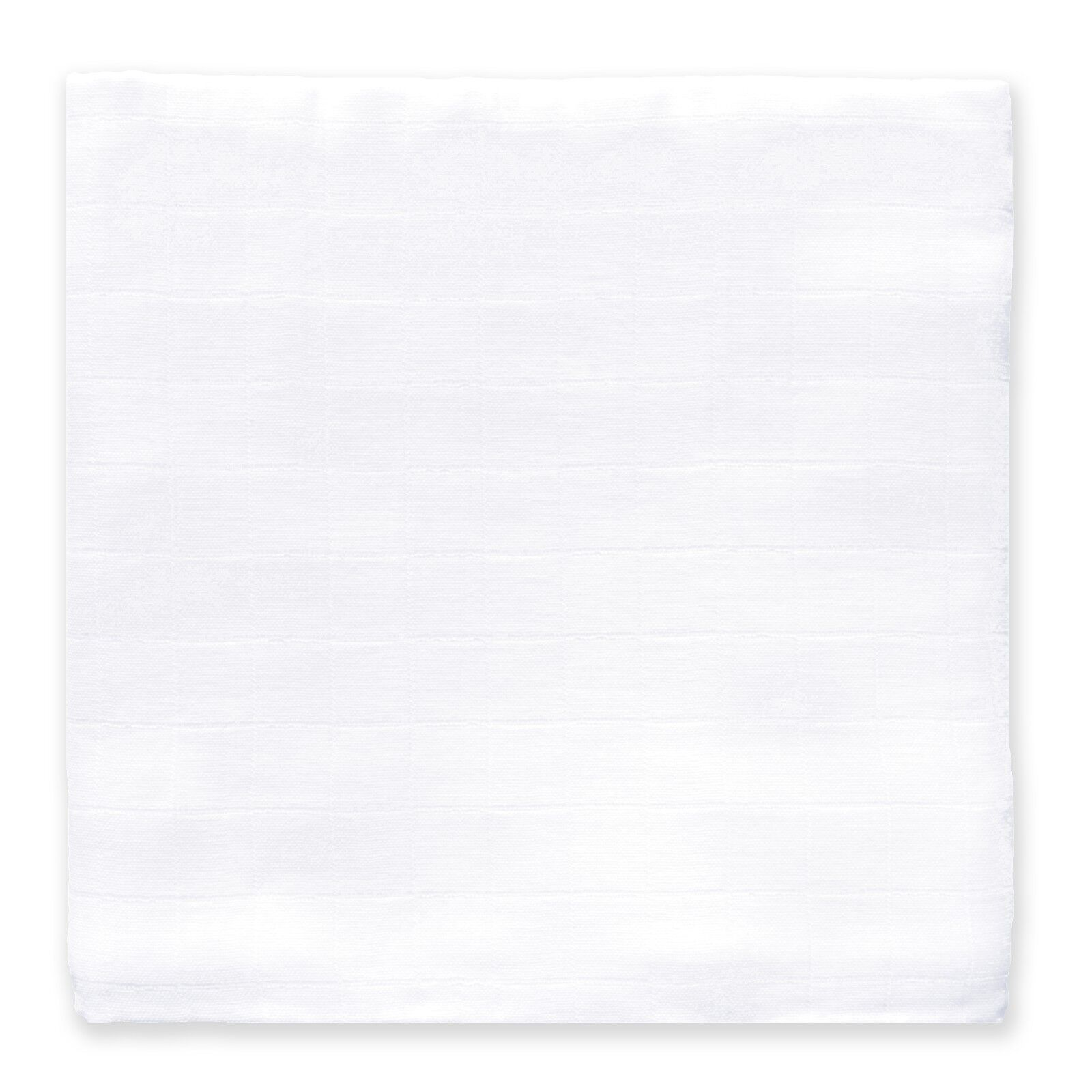 Swaddle Designs Muslin Swaddle Blanket - Pure White  - New &