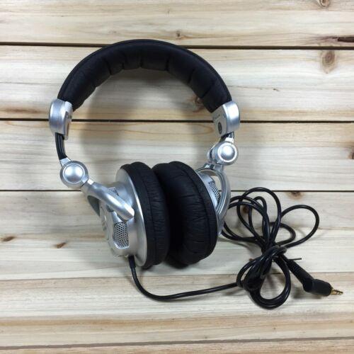 Behringer HPX2000 Headphones High Definition DJ Silver/Black