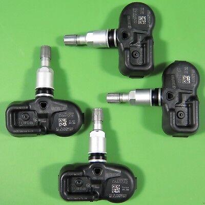 Set of 4 TIRE PRESSURE SENSOR TPMS OEM PMV-C010 SET-TS25 Fit  Lexus Toyota Scion