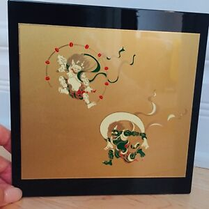 Japanese-inspired mouse pad - handmade lacquer NEW