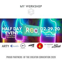 20$ discount off the Creator Convention 2020 - MTL