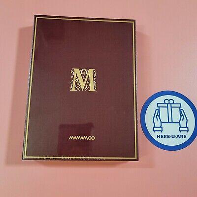 Mamamoo NEW MEMORY 4TH MINI ALBUM Factory Sealed Photo card full set