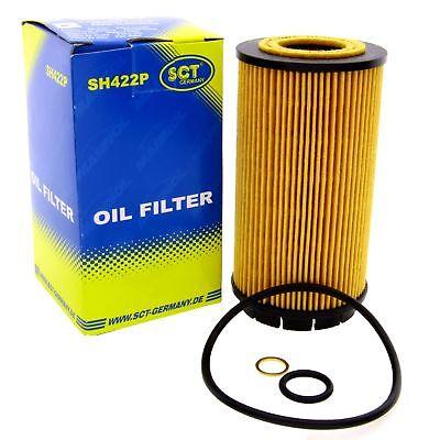 SCT Ölfilter Fahrzeugfilter SH422P Motorfilter Servicefilter Ersatzfilter
