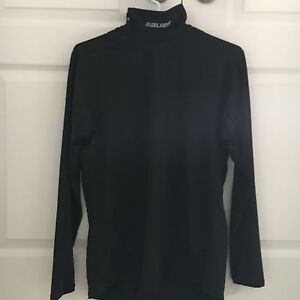 Bauer Core Neckprotect Long Sleeved Top