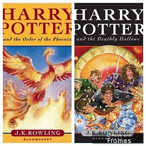 WANTED: 5th & 7th Harry Potter books