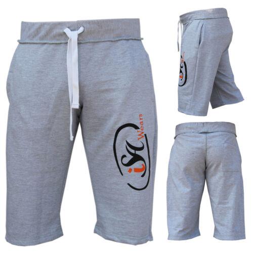 Men's Shorts Sweat Jogging Bottom Mma Boxing Gym Fitness Power Unisex Home Wear