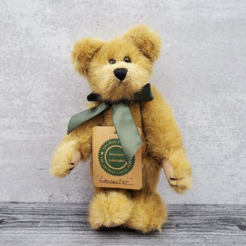 Retired Boyds Bears Archive Collection Lancaster Plush Jointed 8 Doll Toy - $11.40