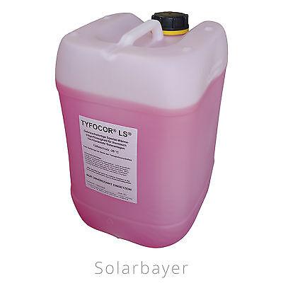 Solarflüssigkeit TYFOCOR® LS® 20 Liter Frostschutzmittel Solarfluid Solaranlage