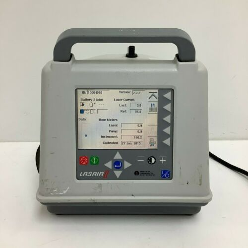 Lasair II Particle Measuring Systems Model 510A Portable Particle Counter