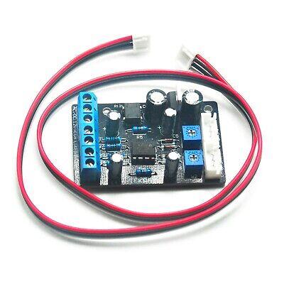 Upgrade Ta7318p Driver Board For Vu Meter Db Level Header Power Amplifier 12-15v