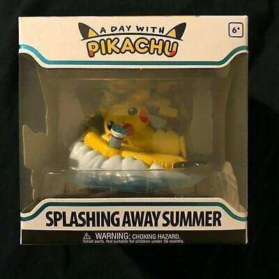 Funko A Day with Pikachu Splashing Away Summer Pokemon Center Exclusive!