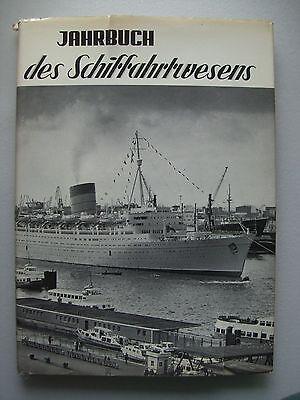 Jahrbuch des Schiffahrtwesens 1966 Schifffahrtswesen